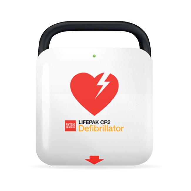 Defibrillatore CR2 - Tecno System S.r.l.